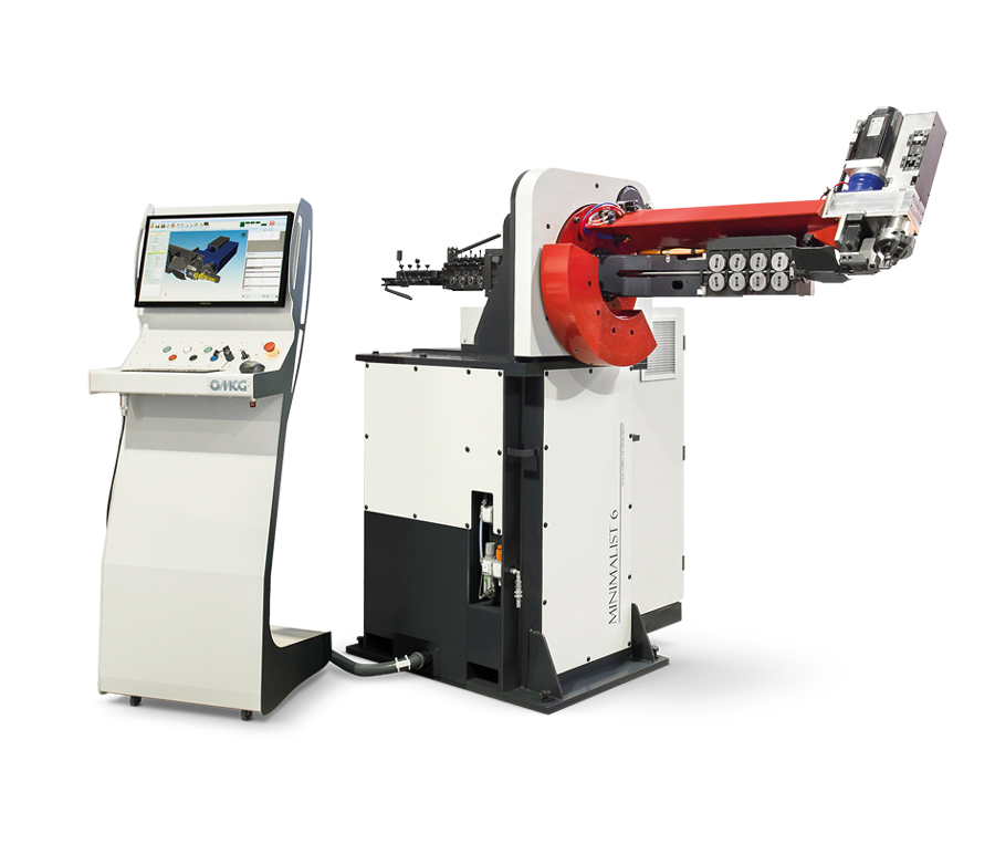 CNC Bending Machine for Wire